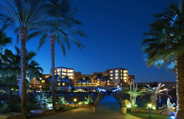 MARRIOTT HURGHADA HOTEL 5*
