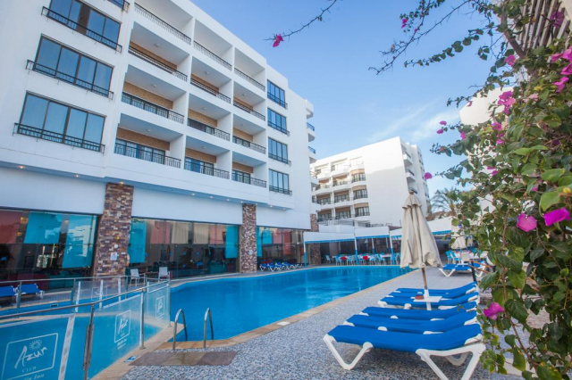 MARLIN INN AZUR RESORT 4 * - SPO